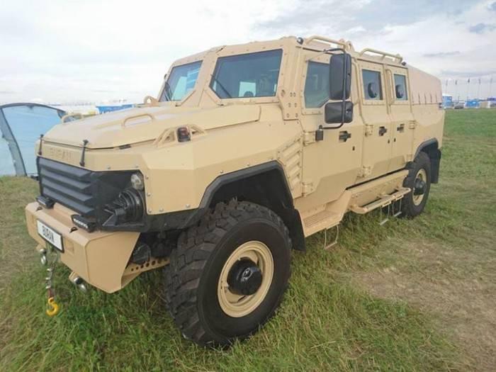 1500631122 8474891 28253329 - В России начинают строить автомобиль, а получают хороший танк! Новинка бронеавтомобиль-трансформер «Buran»