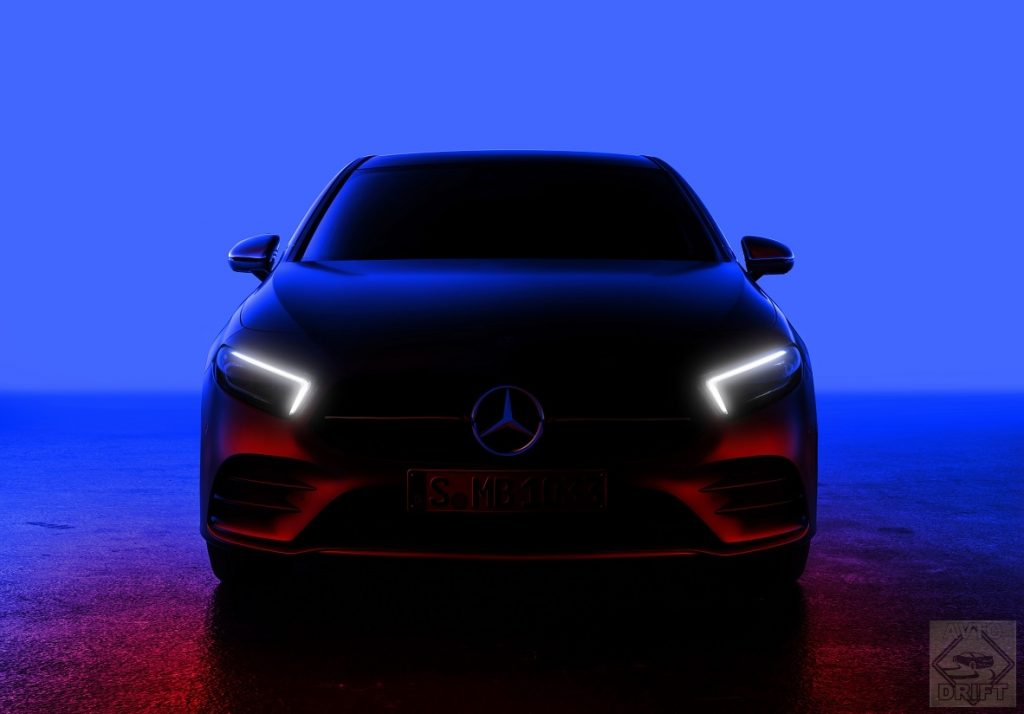 18C008101j 3254711 29136888 1024x714 - Компания Mercedes-Benz объявила дату дебюта нового хэтчбека A-Класса