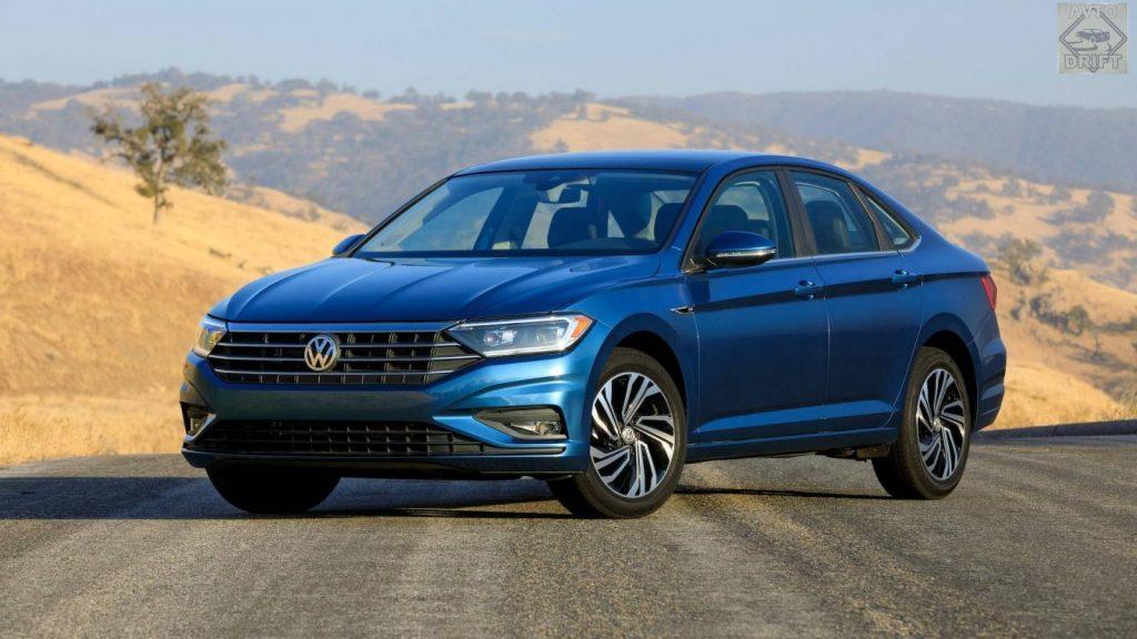 2019volksw 1986278 29004739 1024x576 - Компания Volkswagen наконец-то официально представила новый седан Jetta на открывшейся автовыставке в Детройте