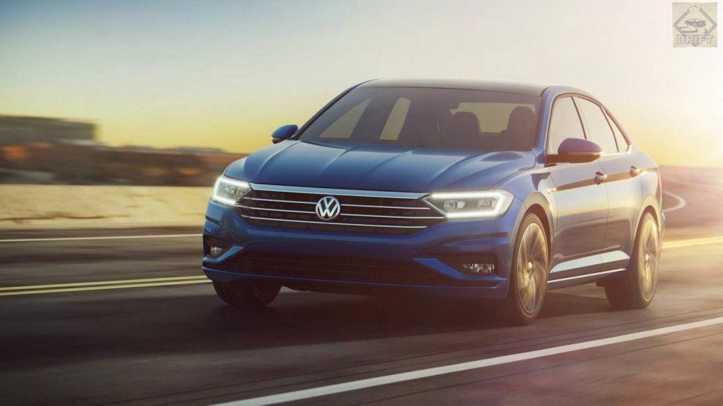 2019volksw 7115084 29004744 1024x576 - Компания Volkswagen наконец-то официально представила новый седан Jetta на открывшейся автовыставке в Детройте