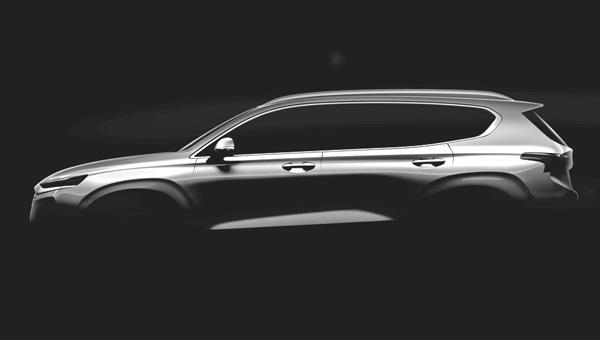 25011850jp 8655927 29123860 - Hyundai Santa Fe нового поколения: официальные изображения, место премьеры и новая опция Rear Occupant Alert