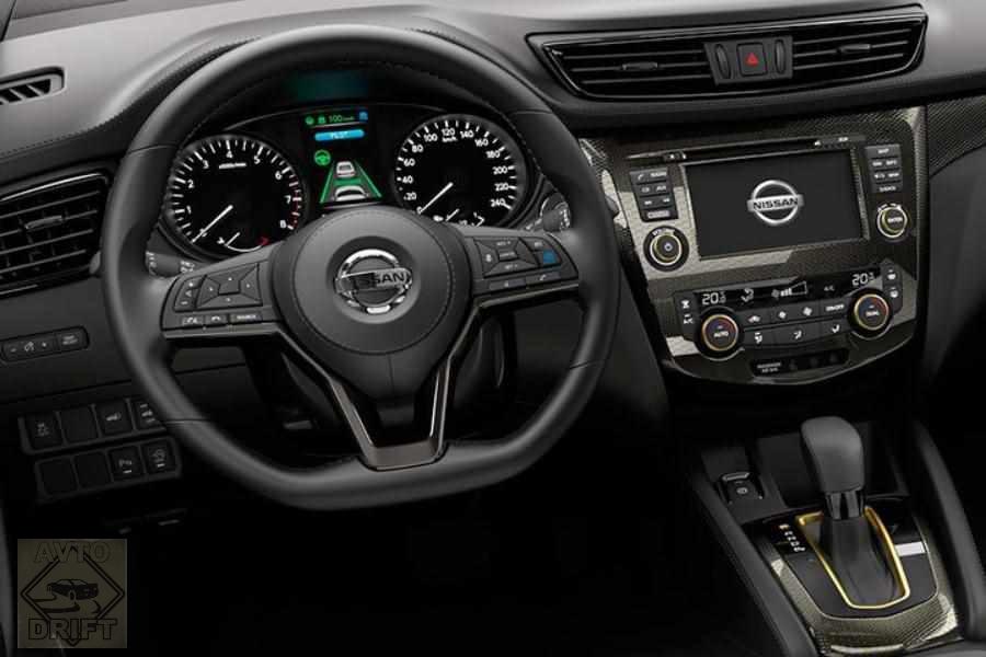 N8cGgMmjjp 4234734 28112099 - Nissan Qashqai нового поколения: модернизация в каждом элементе