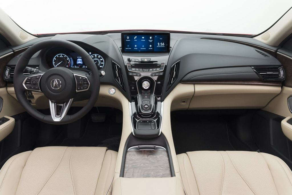 RDX19P014j 5405715 29017306 1024x684 - В Детройте представили новый современный кроссовер Acura RDX