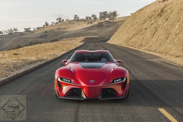 d2409679c7 8076768 28992940 - Названа дата представления спорткара Toyota Supra новой генерации
