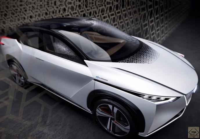 normalniss 2885507 28114804 - Представленный на выставке CES-2018 концепт Nissan IMx Concept будет базой для Qashqai 2020