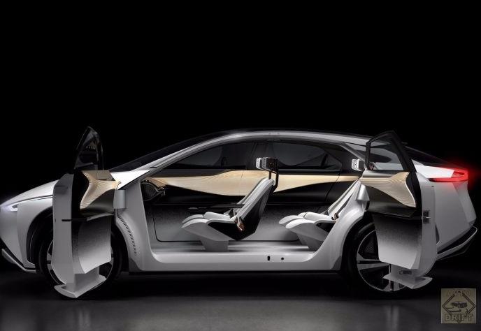 normalniss 3539845 28114839 - Представленный на выставке CES-2018 концепт Nissan IMx Concept будет базой для Qashqai 2020