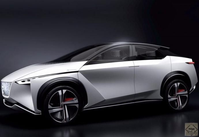 normalniss 6253442 28114817 - Представленный на выставке CES-2018 концепт Nissan IMx Concept будет базой для Qashqai 2020