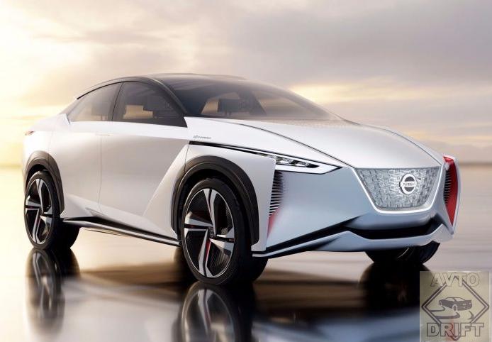 normalniss 9272654 28114791 1 - Представленный на выставке CES-2018 концепт Nissan IMx Concept будет базой для Qashqai 2020