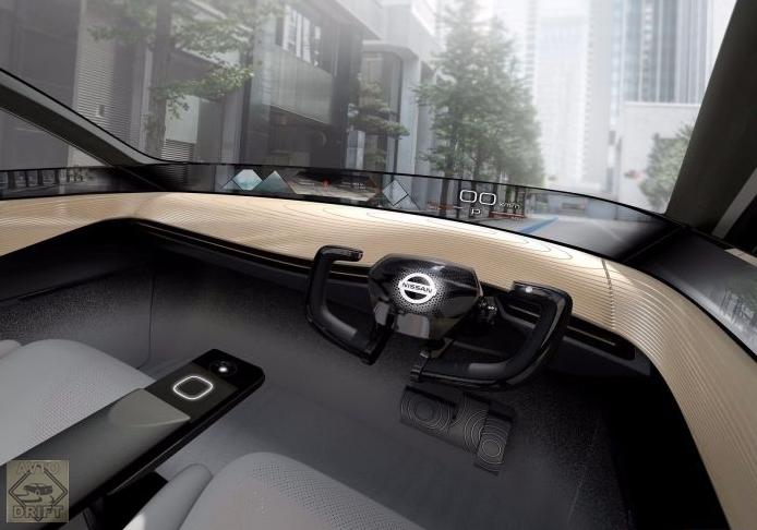 normalniss 9838301 28114846 - Представленный на выставке CES-2018 концепт Nissan IMx Concept будет базой для Qashqai 2020