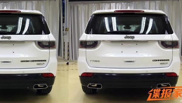 020218 20 - Новый внедорожник Jeep поступит в продажу в двух версиях - Commander и Grand Commander