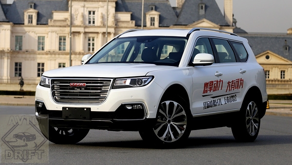 021117 10 - Внедорожник Haval H7L от концерна Great Wall появился в базе Росстандарта