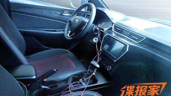 040218 10 - Преддебютные фотографии нового кросс-универсала FAW Junpai CX65