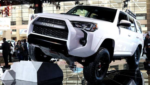 090218 20 - Toyota везёт на автосалон «Chicago Auto Show 2018» сразу три экстремальных внедорожника с приставкой TRD Pro