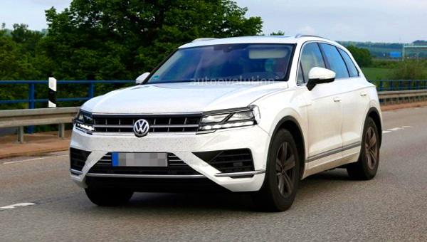 100218 10 - Компания Volkswagen определилась с местом и датой премьеры своего нового флагмана Touareg