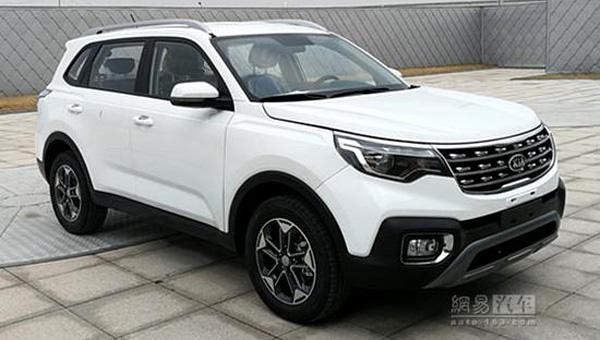 120218 90 - В патентном бюро Китая появились данные новой бюджетной модификации Kia Sportage