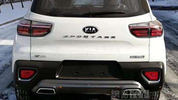 120218 91 - В патентном бюро Китая появились данные новой бюджетной модификации Kia Sportage