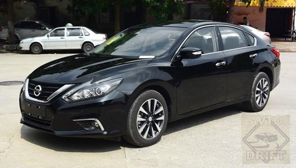 140218 53 - Новый Nissan Teana (Altima) покажут в марте в Нью-Йорке