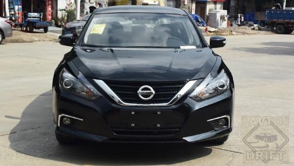140218 55 - Новый Nissan Teana (Altima) покажут в марте в Нью-Йорке
