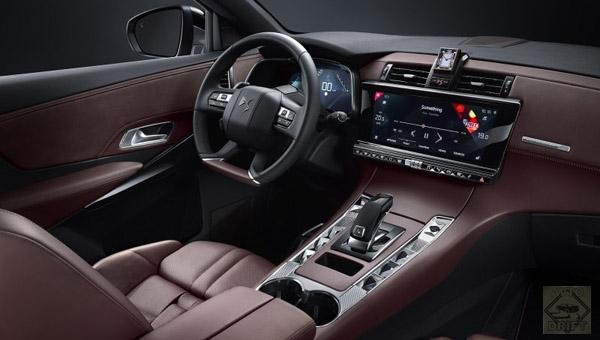 170218 16 - Новый кроссовер DS 7 Crossback готовится к старту продаж
