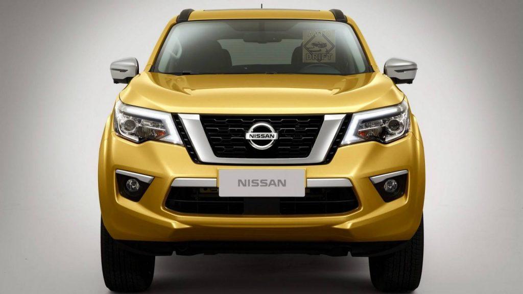 2018 nissan terra 1024x576 - Nissan выложил снимки нового рамного внедорожник Terra