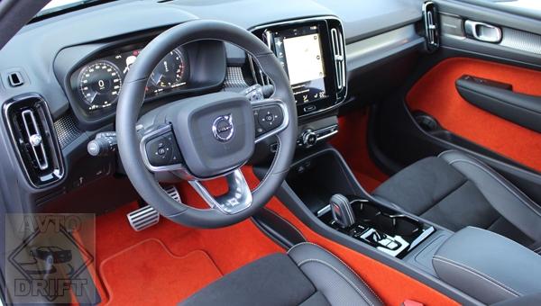 210917 81 - Новый кроссовер Volvo XC40 появился в базе Росстандарта