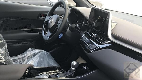 230218 53 - Toyota тестирует новый кроссовер IZOA