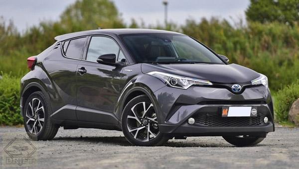 230218 54 - Toyota тестирует новый кроссовер IZOA