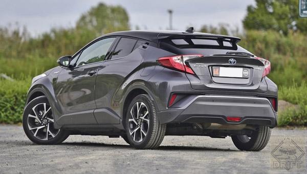 230218 55 - Toyota тестирует новый кроссовер IZOA