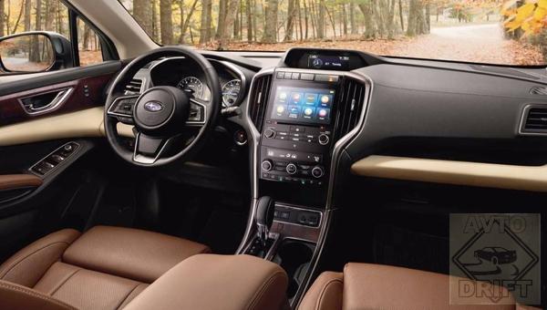 291117 73 - Новый восьмиместный Subaru Ascent: стоимость и время начала продаж