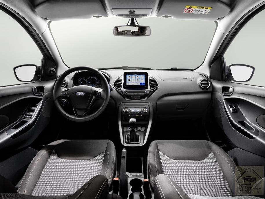 58caf016056abb8bb5c979570b02017faca4cb12 - Ford анонсировал появление компакт-кросса на базе модели Ka+