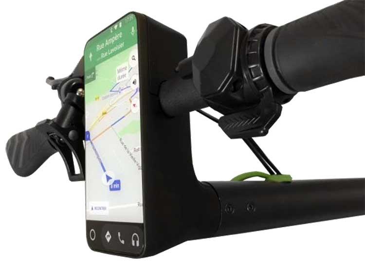 nexus2cee MWC 2018 ARCHOS PR 3 - Первый в мире электросамокат, оборудованный системой Android