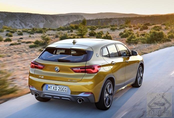 normalbmw2 1626094 28115594 - Внедорожник BMW X2 – пополнение в линейке компании