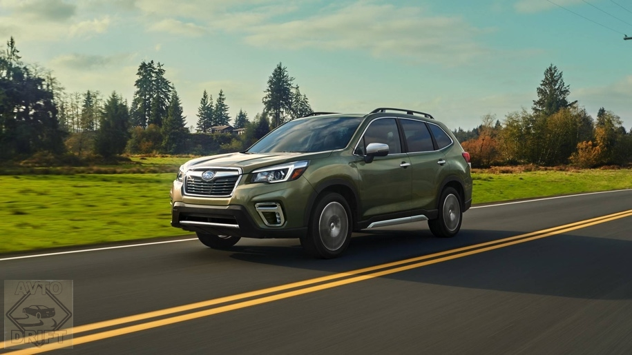 078da1779306e229531fa00f9d004b3a3c73c022 - Новый «Лесник» от Subaru представлен в США