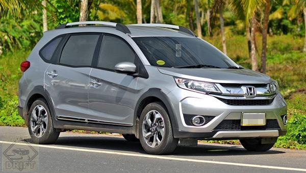 090318 20 - Машина «для повседневных дел» Honda BR-V второго поколения станет доступна во всём мире