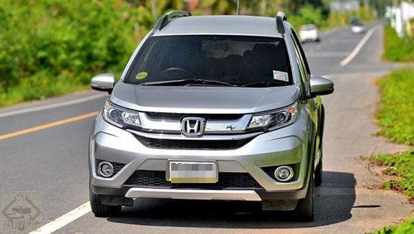 090318 21 - Машина «для повседневных дел» Honda BR-V второго поколения станет доступна во всём мире