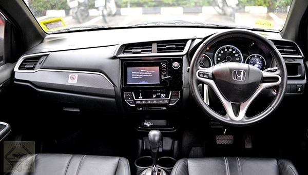 090318 26 - Машина «для повседневных дел» Honda BR-V второго поколения станет доступна во всём мире