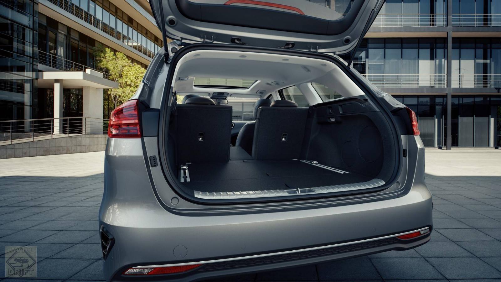 2018 kia ceed sportswagon 2 - Kia представила в Женеве Ceed Sportswagon третьего поколения