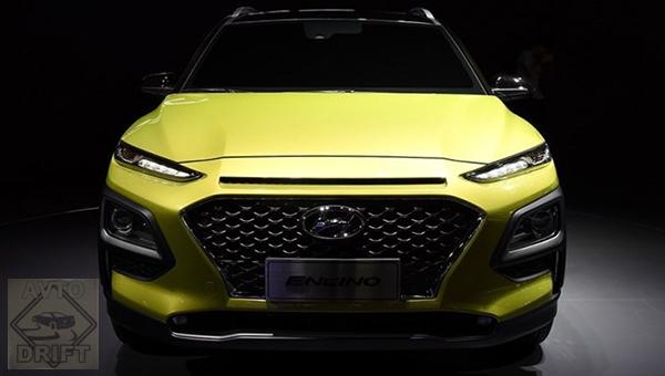 260218 92 - Старт продаж нового кроссовера Hyundai Encino (Kona) намечен на март