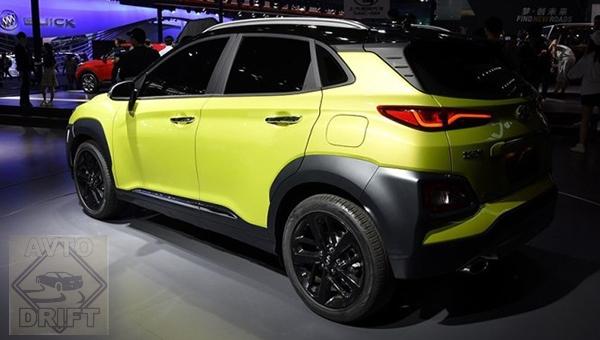 260218 94 - Старт продаж нового кроссовера Hyundai Encino (Kona) намечен на март