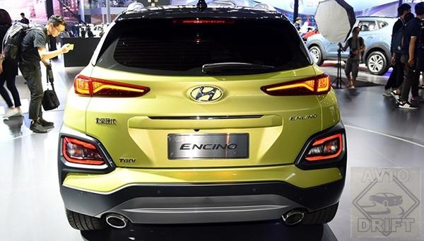 260218 95 - Старт продаж нового кроссовера Hyundai Encino (Kona) намечен на март