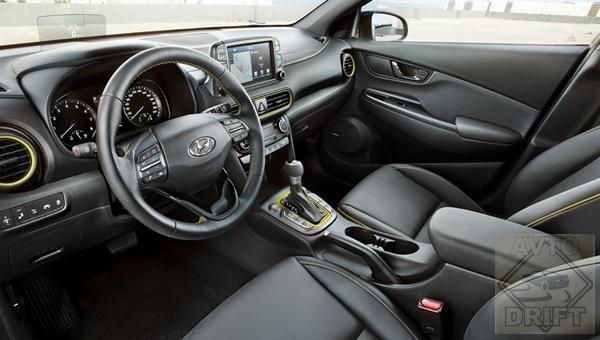 260218 96 - Старт продаж нового кроссовера Hyundai Encino (Kona) намечен на март