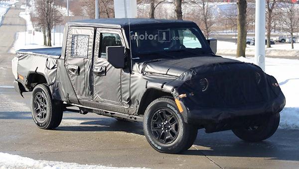 260318 20 - Дебют нового пикапа Jeep Wrangler должен состояться до конца этого года