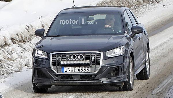 300318 70 - Новый Audi SQ2 без камуфляжа