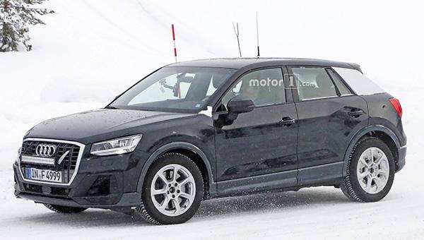 300318 71 - Новый Audi SQ2 без камуфляжа