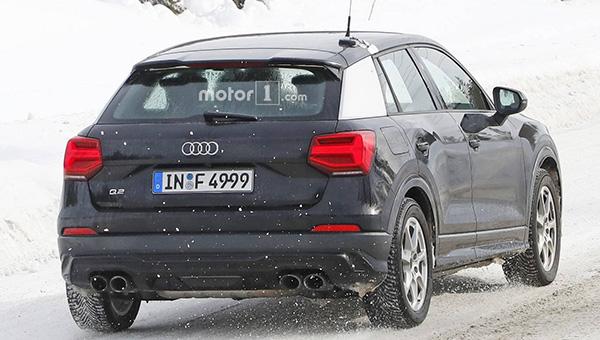 300318 72 - Новый Audi SQ2 без камуфляжа