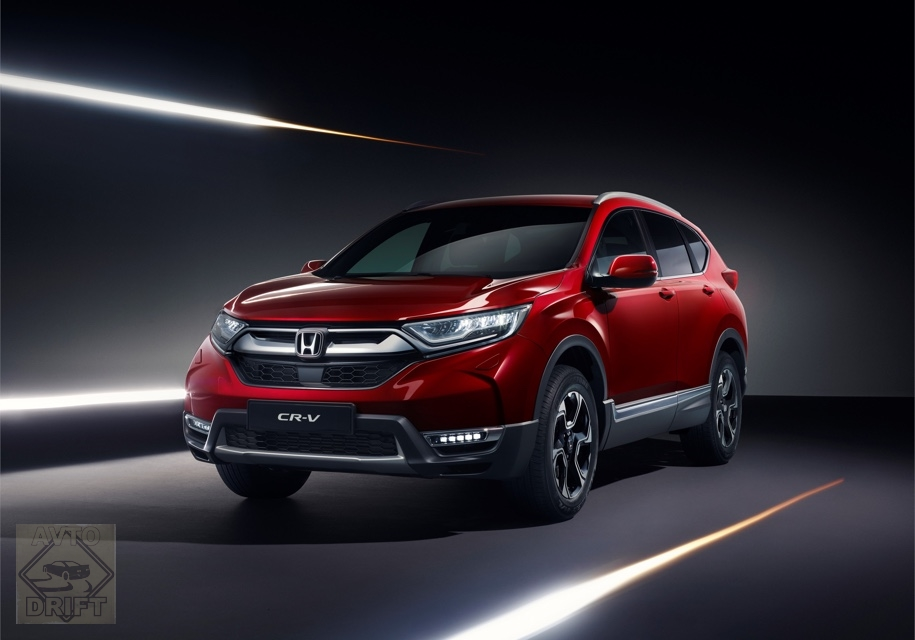 3fbc6246396d1718af2e9bbb5c380e473ce12f22 - Компания Honda везёт в Женеву новую версию кроссовера CR-V
