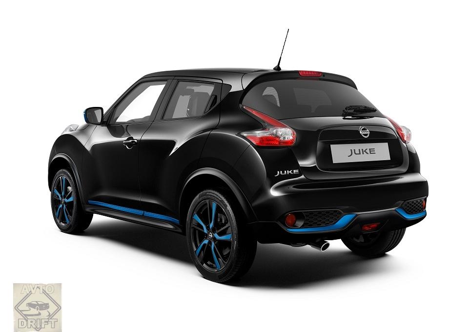 426220250 Nissan Juke MY18 Exterior Blue Perso LHD - Представленный в Женеве новый Nissan Juke уже летом приедет в Россию