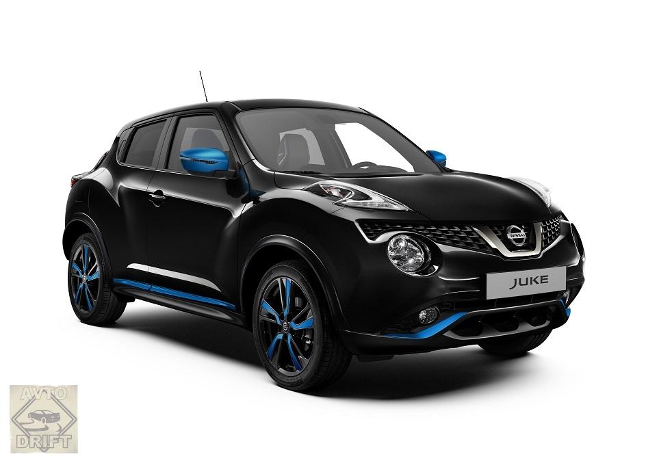 426220251 Nissan Juke MY18 Exterior Blue Perso LHD - Представленный в Женеве новый Nissan Juke уже летом приедет в Россию