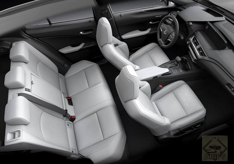 48ddce87e390e46e118545042742f7fda3dabb01 - Компания Lexus представила свой самый компактный кроссовер UX