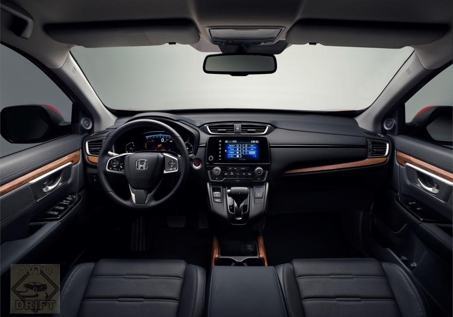 493c7d575fc0102b33823cf60f703d98726dafd2 - Компания Honda везёт в Женеву новую версию кроссовера CR-V